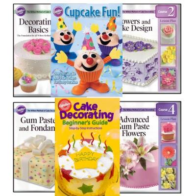 Cake Decorating Books