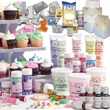 Cake Decorating Products