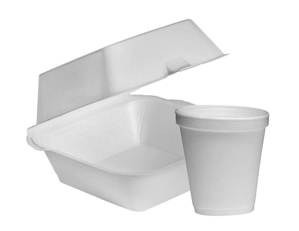 Polystyrene Disposables