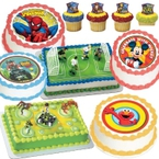 Cake Images & Toppers