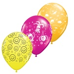 Childrens Latex Balloons