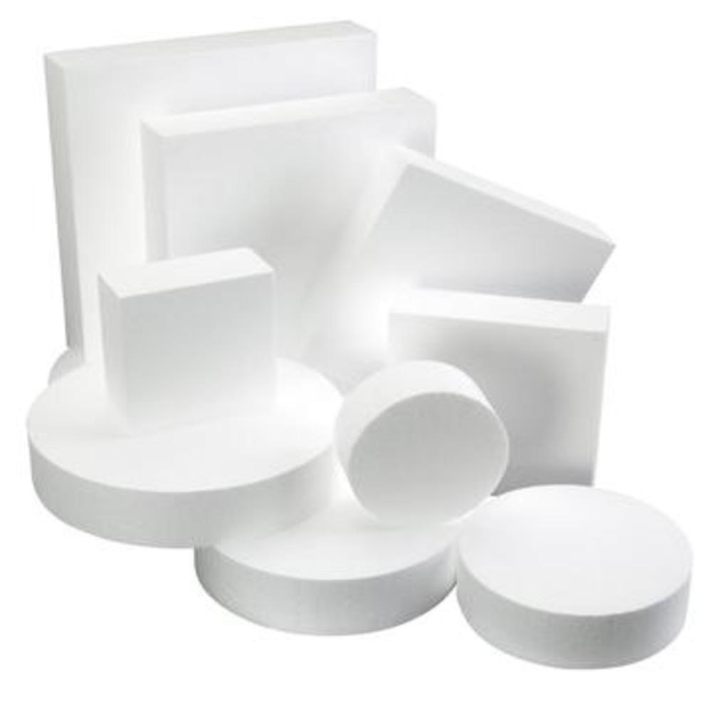 Cake Foam Dummies